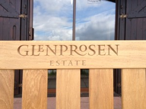 Glenprosen-Bench