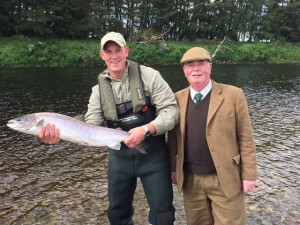 Grant Conway 1st fish & Gary 15lbs. 20.06.16