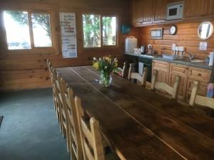 inside hut April 2016